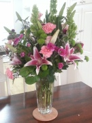 Flowers from Berthe - glorious!