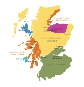 scotland-whisky-regions