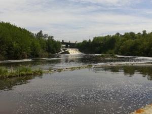 chute park riviere du loup