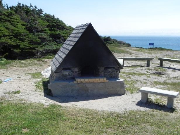 communal bread oven