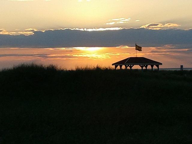 escuminac sunset
