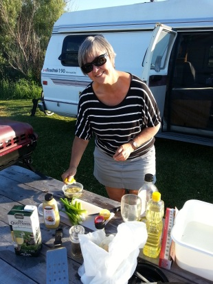 feast at chapmans camping