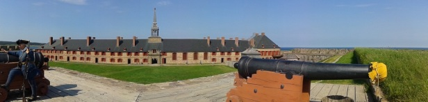 louisbourg panoramic