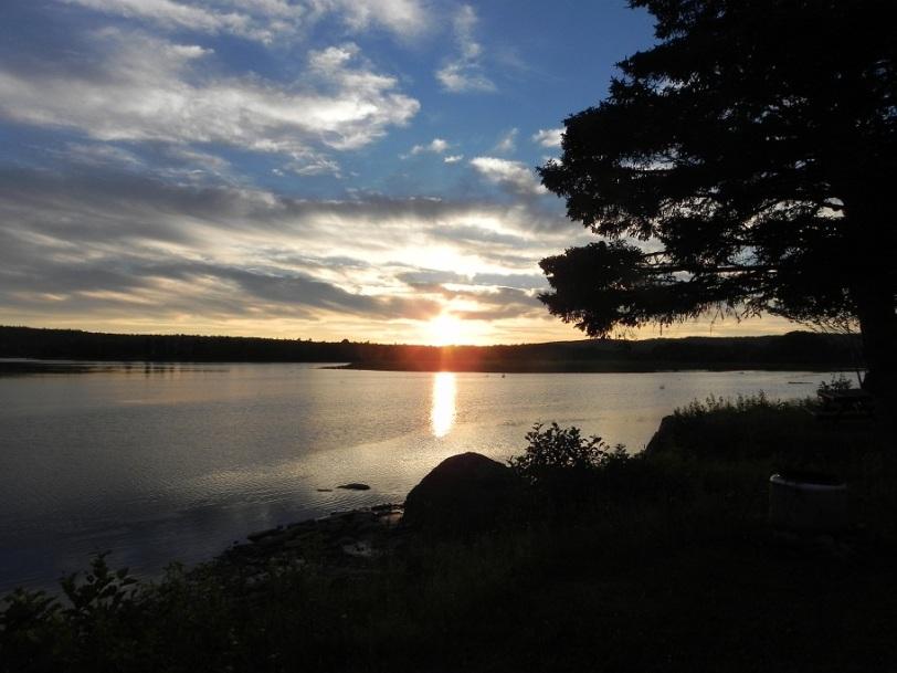 sunset Sherbrooke, NS