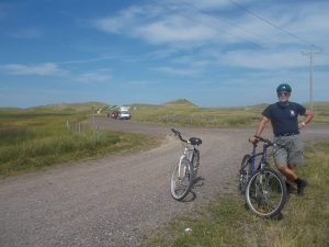 28k bike ride in IDLM