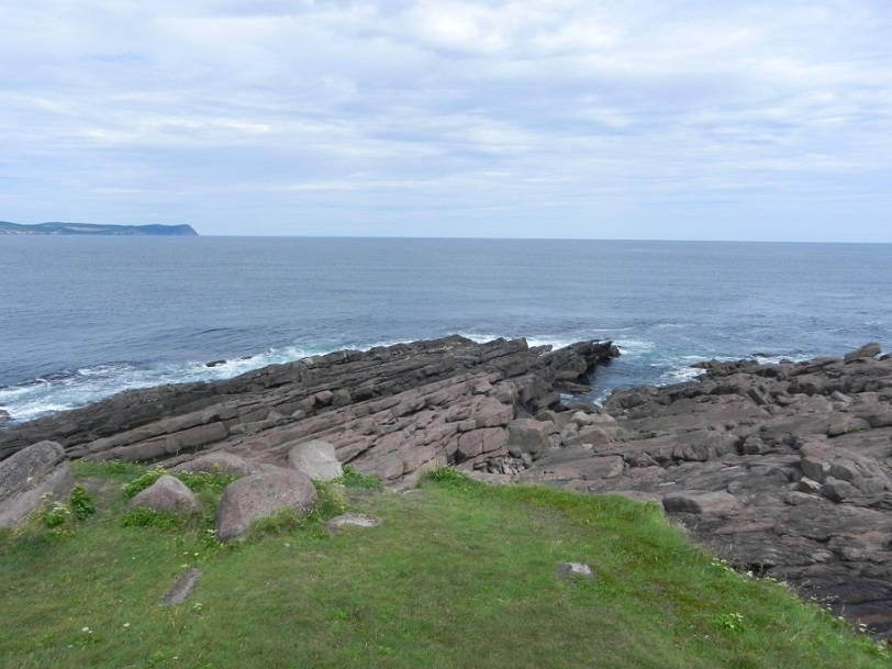 cape spear view