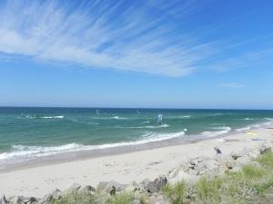 dune du nord windsurfing