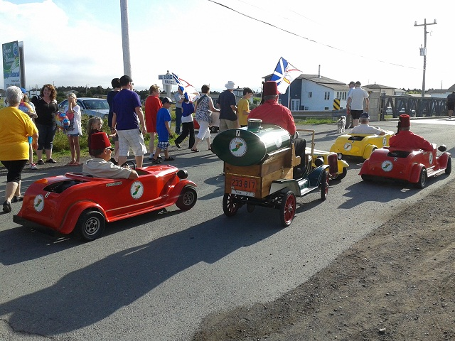 parade frenchmen's cove