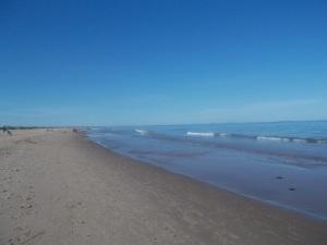 sillons beach