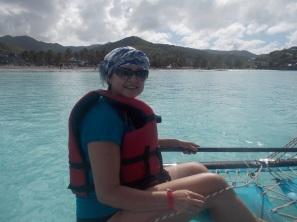 My turn to sail