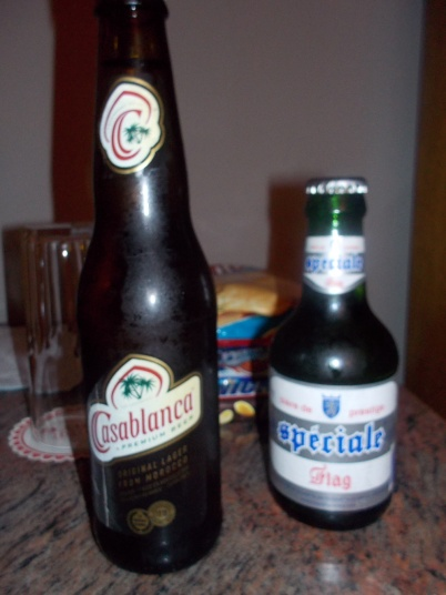 The local brew, available in our mini-bar