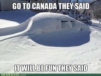 winter humour