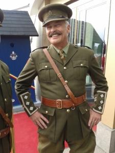 Captain Leon, CFA