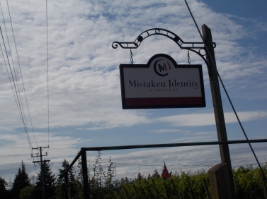 Mistaken Identity Winery
