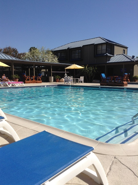 Chula Vista Resort pool