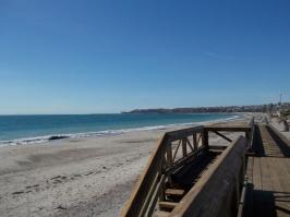 Doheny public beach