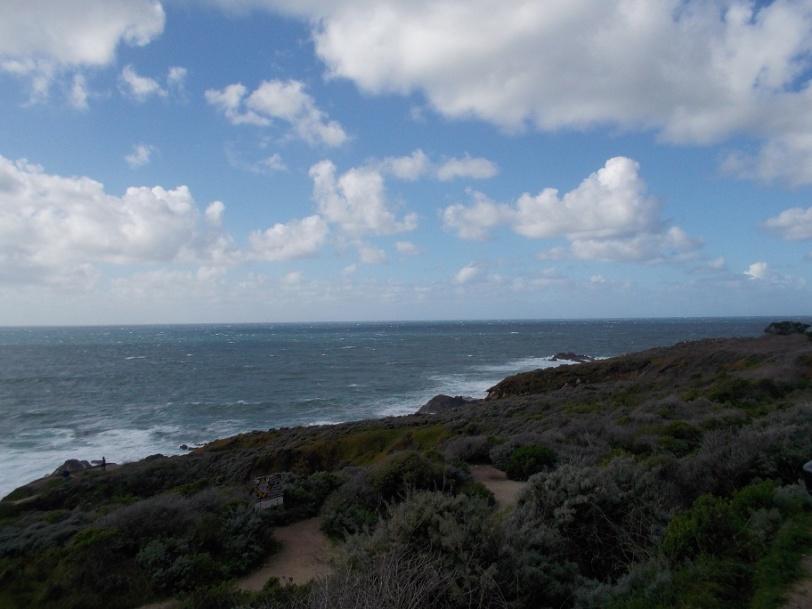 hwy 1 vista north of Big Sur