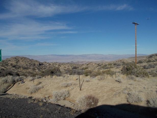 hwy 174 desert