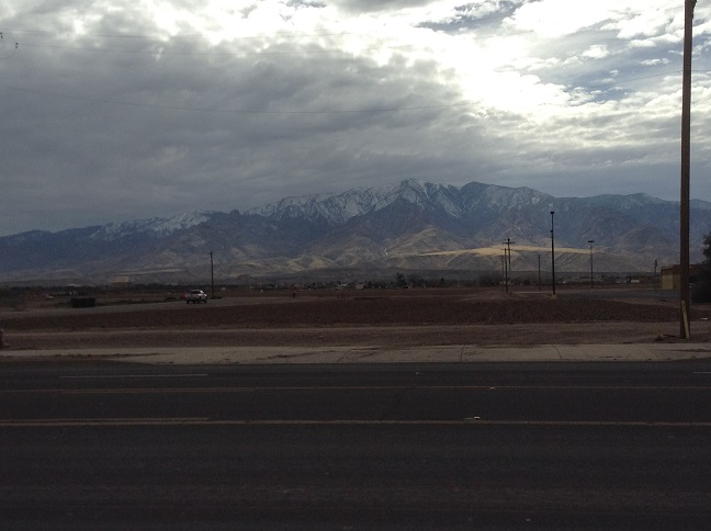 Mt. Graham near Safford