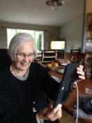 Gerda skyping