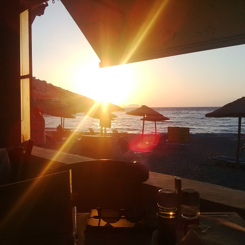 another-matala-sunset