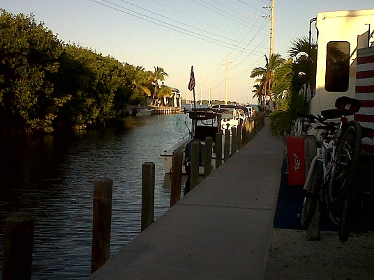 big pine key channel