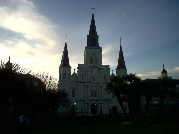 St Louis Basilica