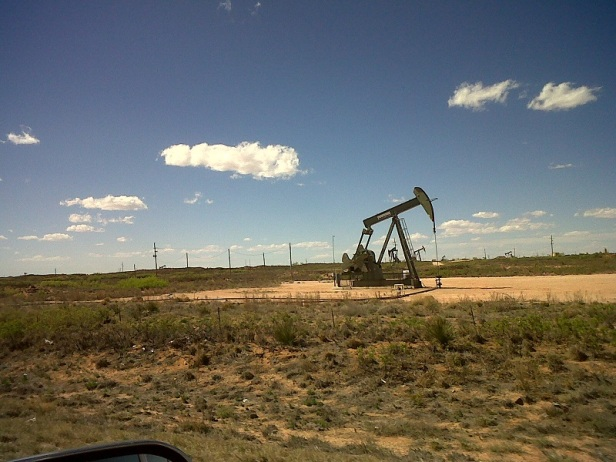 oil fields NM