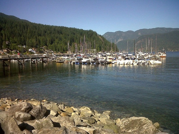 deep cove marina