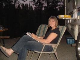 washington state camping 2008