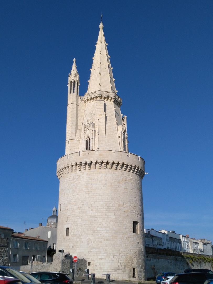 La Rochelle medieval tower