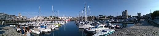 St. Malo marina