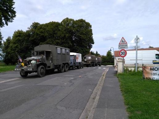WW1 convoy 1