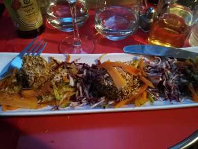 bistro dinner